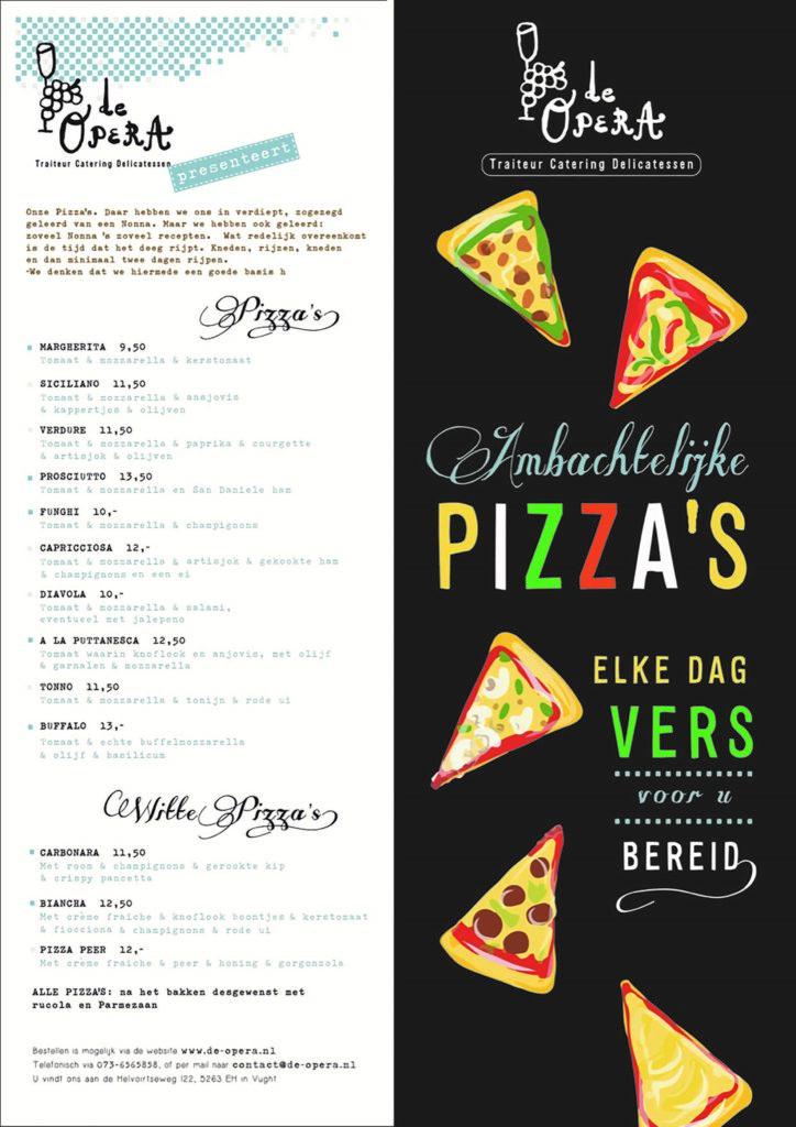 pizza vught